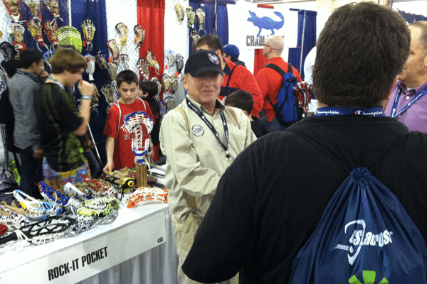 #LaxCon Us lacrosse convention in Philadelphia, PA