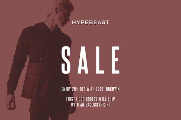 hypebeast sale