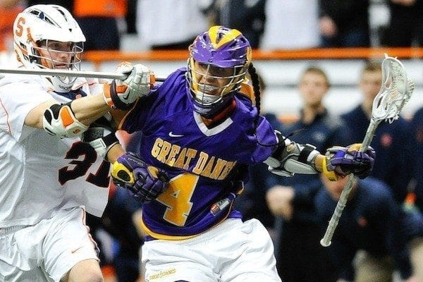 Lyle Thompson scored 9 goals
