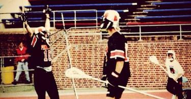 Princeton lacrosse vintage