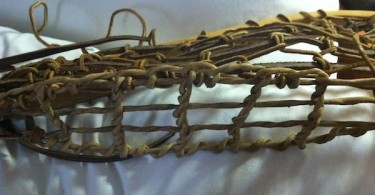 Old Wooden Stick - Before Refurb
