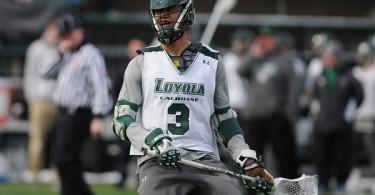 UNC vs Loyola Lacrosse 2014