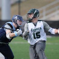 UNC vs Loyola Lacrosse Scrimmage