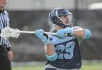 UNC vs Loyola Lacrosse Scrimmage North Carolina is number 1