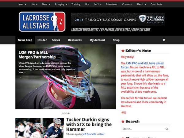 LaxAllStars.com