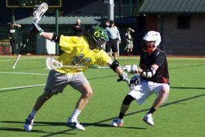 Oregon vs. WOU - Robert White