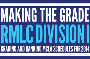 Making the grade: RMLC division 1
