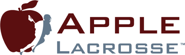 apple lacrosse logo
