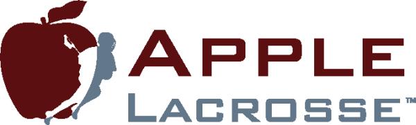 apple lacrosse logo