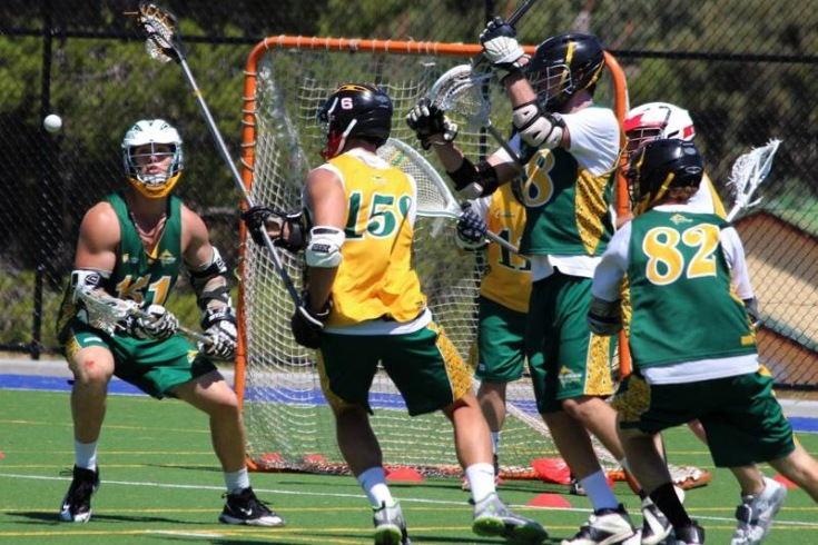 Australia - Denver 2014 International Lacrosse Update