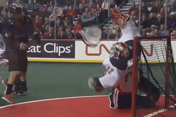 Nll Calgary vs Stealth