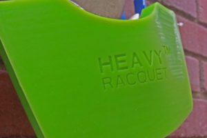 HeavyRacquet