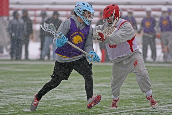 Iroqoius vs Cortland State - Denver 2014 International Lacrosse Update