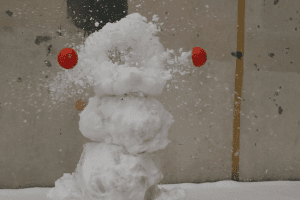 lacrosse_snowman_shot_kill