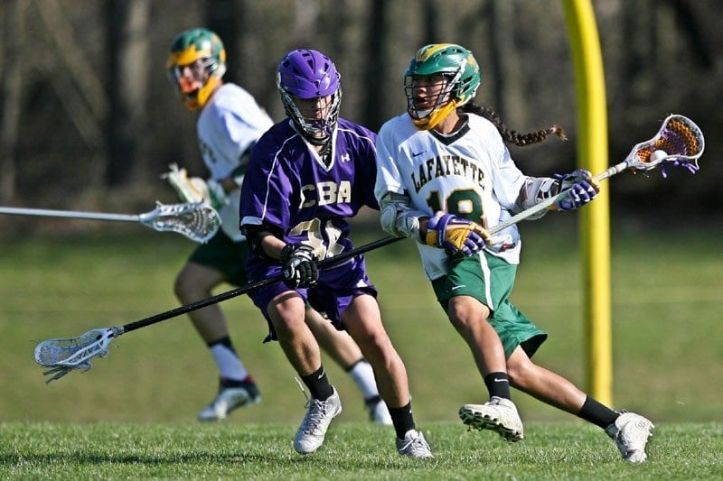 high school lacrosse rules