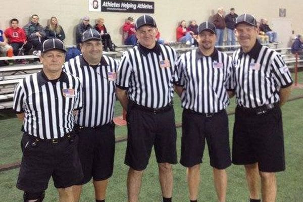lee sptizer ohio lacrosse officials