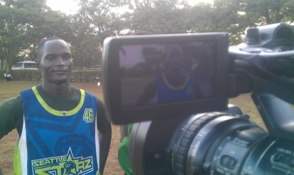 uganda lacrosse on tv