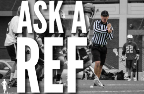 Ask a Ref What angle are you working