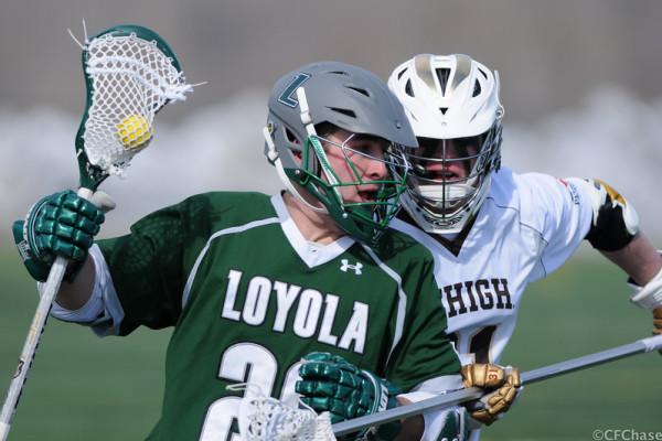 Loyola lehigh lacrosse 2014