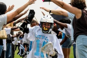 Denver city lax Ben Allison Interview