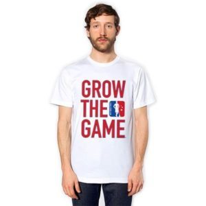 Grow The Game Men's Tee