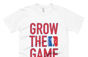 Grow the Game Tee - WHITE