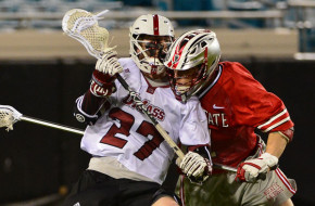 Ohio State vs UMass mens lacrosse