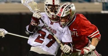 Ohio State vs UMass mens lacrosse