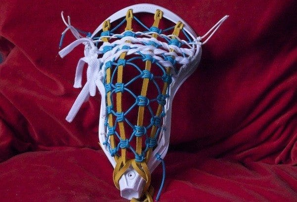 Perfect Lacrosse Pocket