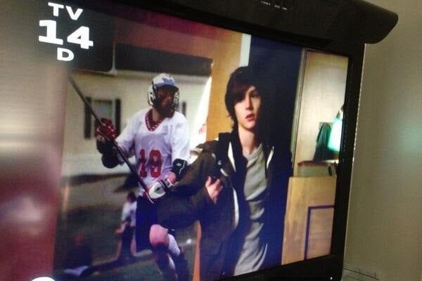 NBC Parenthood TV Show Lacrosse poster