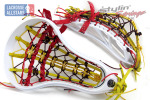 Lacrosse All Stars Reinforced Pita Pocket
