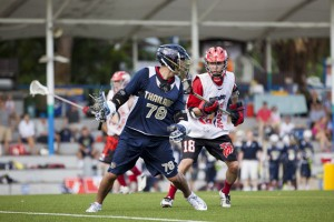 Singapore vs. Thailand lacrosse 2014