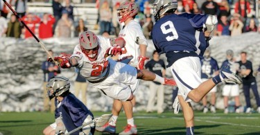 Fairfield Yale Lacrosse