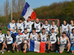 France Men's Lacrosse prepares for Denver 2014