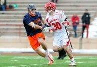 Cornell Virginia Lacrosse 2014