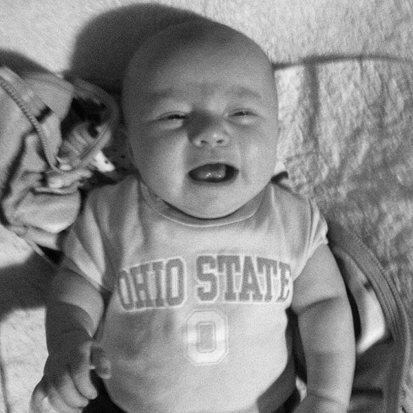 sad-buckeye baby ohio state crying