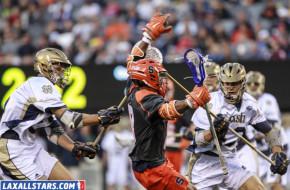 Syracuse vs Notre Dame lacrosse credit Tommy Gilligan