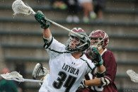 """Brown State Blogging Larken Kemp Post #2 The book of Brown Lacrosse in the year 2014 is standard in that it had peaks and valleys, ranked wins, and humbling blow out losses. 14 games, that's all the chances you are guaranteed in this sport, only heightening the importance of each and every one. Kirk Herbstreit weekly states the beauty of college football in that each and every Saturday can make or break a season, one missed tackle, interception, or untimely fumble can end a season/career. The parity of conferences such as the SEC and PAC 12 multiply the importance of every opportunity to compete. Sure maybe I am a bit bias, but as someone who played football I will tell you that lacrosse takes that element and multiplies it exponentially. Why?, because Lacrosse is not simply a test of athletic ability (are you faster, stronger, meaner) but rather it combines a mental factor with the necessity to gel and mesh as a unit. The beauty of college lacrosse is that the """"little guy"""" can and will succeed more than the """"brand name"""" schools as long as there units (offensive, defense, EMO, Downers) can evolve from six talented players to one scary to play against entity. Isolation lacrosse can win you summer tournaments, but will undoubtedly lose you college games. Where is this rant headed, I guess what I am trying to get at is that although this season did not end where we had hoped (the ivy league tournament and beyond), I truly felt like we made huge strides both defensively and offensively to reach our team goals. One goal here or there, a caused turnover, or a face-off win, and maybe I am watching tape on our next opponent instead of writing blogs and cleaning out my locker. Now for a Season Recap. The 2014 chapter ended this past Saturday with a 12-8 victory over conference rival Dartmouth on Senior Day at Stevenson Field leaving our season record at 8-6 while 2-4 in the conference good for fifth. There were flashes of what this team could have been in a huge win over Pri"""
