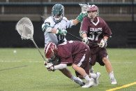 Loyola Mens lacrosse vs. Colgate Photo Credit: Craig Chase