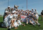 Photo credit: craig chase Loyola mens lacrosse 2014 Patriot League champions