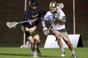 Colorado Colorado State rivalry lacrosse MCLA