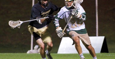 Colorado Colorado State rivalry lacrosse MCLA