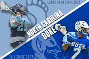 North Carolina vs Duke Rivalry week
