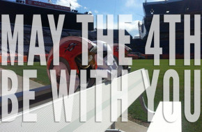 MAY-4TH be with you Denver Outlaws