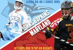 College lacrosse rivalry week Maryland-Hopkins