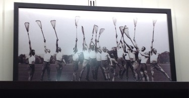 Ralph Lauren Lacrosse Photo