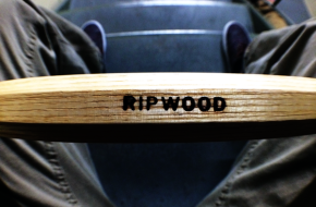 RipWood lacrosse shaft wooden shaft contest