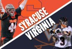 Syracuse vs. virginia rivalry week