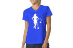 LAS Women's Identity Tee - Royal