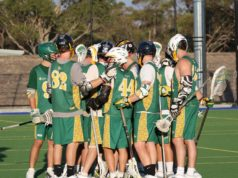 Australia Men's Lacrosse prepares for Denver